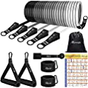 HPYGN Resistance Workout Bands with Handles