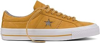 Converse Chuck Taylor All Star Scarpe in tela, unisex, con adesivo da 7 kmh