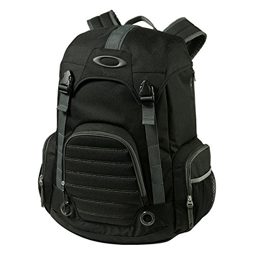 Oakley Men's Overdrive Backpack,One Size,Jet Black