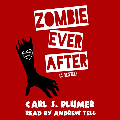 Zombie Ever After audiobook cover art