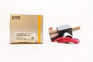 PARKER 71335SN2ENJ4N0H111C2 Solenoid Valve 24V-DC 1/4IN NPT