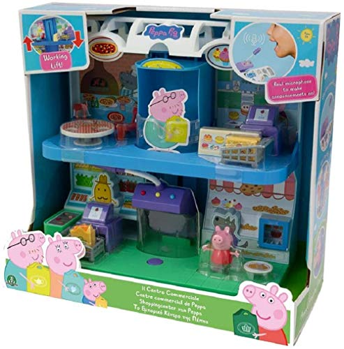 Giocattolo Peppa Pig - Centro comercial Playset 3+