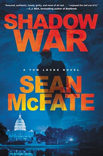 Shadow War: A Tom Locke Novel (Tom Locke Series Book 1)