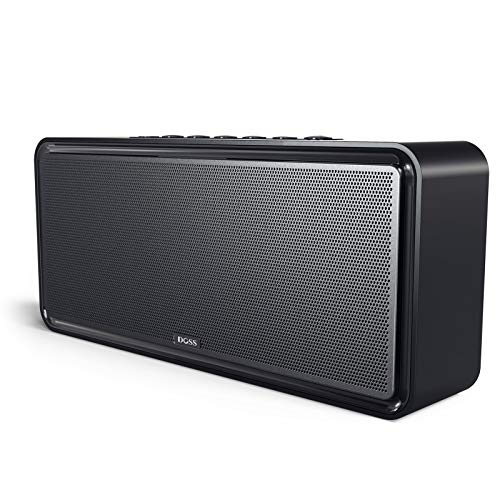 DOSS SoundBox XL 32W Bluetooth Home Speakers, 20W Louder Volume, DSP Technology with 12W Subwoofer, Wireless Stereo Pairing, Speakers for Indoor Party