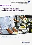 MF0711. Módulo transversal. Seguridad e higiene y protección en hostelería. Familia profesional Hostelería y Turismo.
