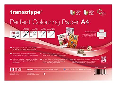 Perfect ColourinGPaper DIN A4, 50 Blatt