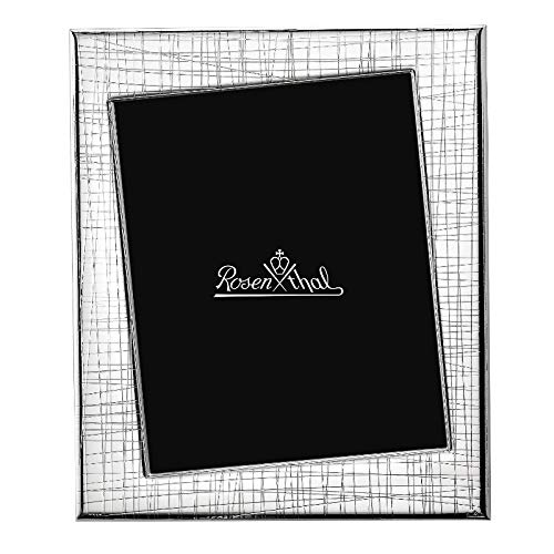 Rosenthal Studio + Selection Silver Collection Groove Bilderrahmen 20x25cm [A]