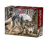 Spirit of the Wolf 2022 Box Calendar - Wolves Daily Desktop