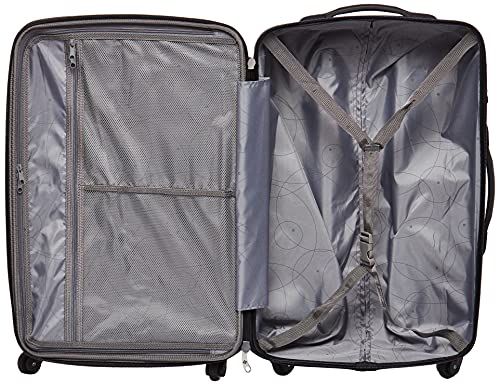 Samsonite Winfield 2 Hardside Luggage with Spinner Wheels, Brushed Anthracite, 3-Piece Set (20/24/28)