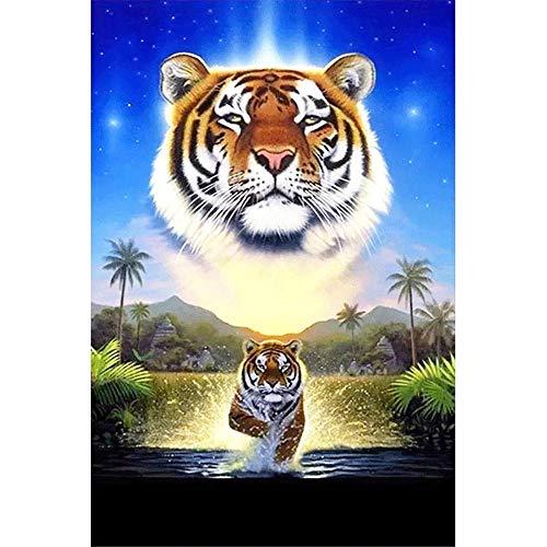 Puzzles 2000 piezas tigre