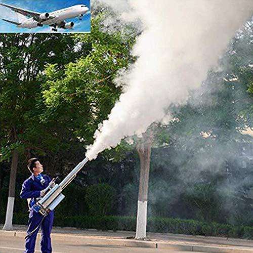 K99 Mist Thermal Fogger Machine Disinfection Fogging Machine ULV Sprayer Nebulizer Term, for Mosquito Pest Misty Machine Fuel Engine Crop