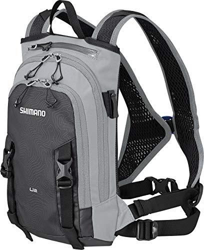 SHIMANO Unzen 2 Rucksack Gray 2020 Outdoor Rucksack