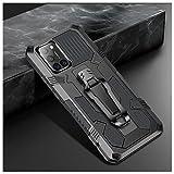 FOURTOC Funda para Samsung Galaxy S21 Plus S21 Ultra Carcasa con [Pinza de Cinturón][Soporte Base] Caracteristicas de Carcasa Anti-Arañazos Libro Bumper Telefono Case,Gris,S21