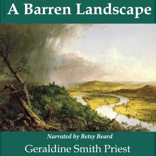A Barren Landscape audiobook cover art