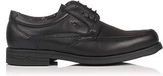FLUCHOS 9300 Zapato Cordon Piel Tacon Hombre