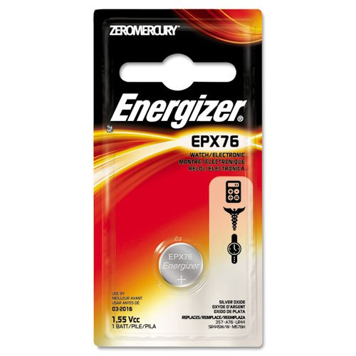 Energizer(R) 1.5-Volt EPX76 Photo & Electronic Battery