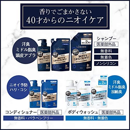 ルシード薬用スカルプデオシャンプー450ml(医薬部外品)