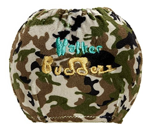 Walker Buddezz SKNZZ Fun Customization Set for Mobility Devices, Walkers, Crutches, Canes and Rollators - Camo (2 Covers)