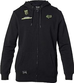 Fox Racing Men's Standard Pro Circuit Fleece Zip Hoody,X-Large,Black