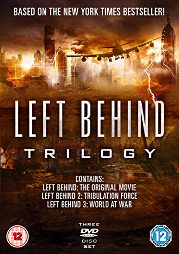 Left Behind: Box Set [DVD] [UK Import]