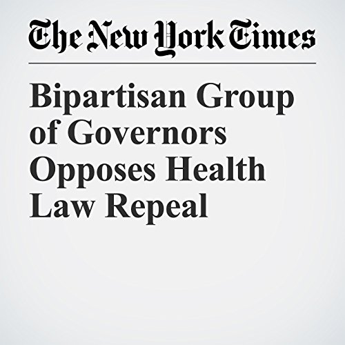 Bipartisan Group of Governors Opposes Health Law Repeal copertina