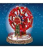 Feria de diversión navideña
