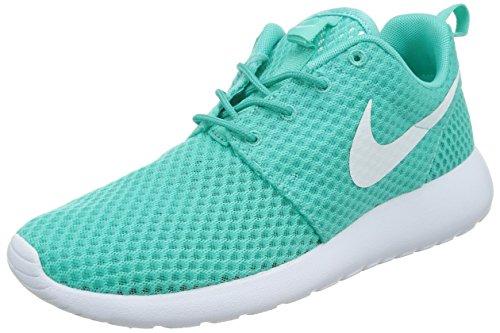 Nike Rosherun Br, Herren Roshe One BR, Mehrfarbig - Calypso/White - Größe: 43 EU