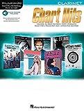 Chart Hits - -Clarinet- (Book & Online Audio): Play-Along, Sammelband, Download (Audio) für Klarinette: Instrumental Play-Along