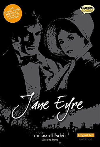 Jane Eyre: The Graphic Novel by Charlotte Bronte