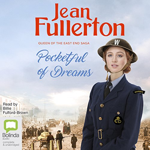 Pocketful of Dreams audiobook cover art