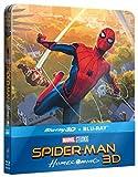 Spider-Man: Homecoming 3D Steelbook (Spider-Man: Homecoming) (Versione ceca)
