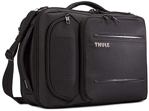 Thule Crossover 2 Borsa per computer portatile convertibile in zaino con scomparto per tablet Nero