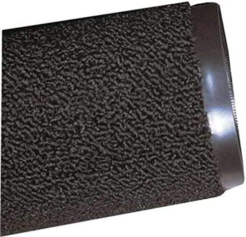 Carpeted Entrance Mat Fees free Black 4ft. x 3ft. Sales of SALE items from new works