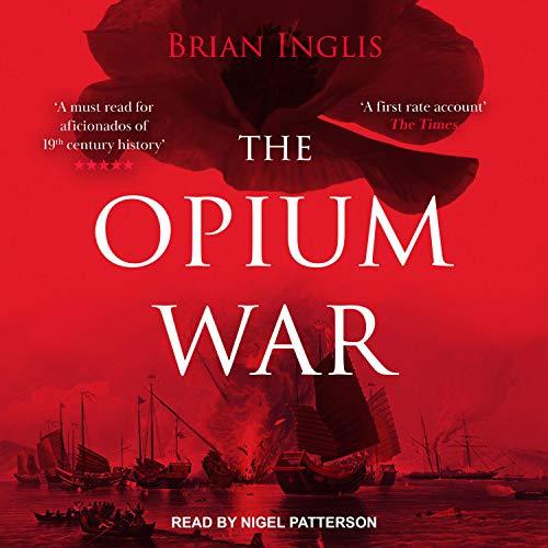 The Opium War cover art