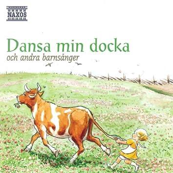 Dansa min docka och andra barnsånger (sånger av Alice Tegnér m fl)