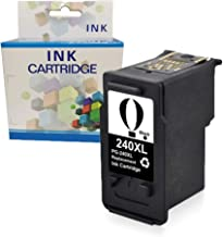 A1INK Remanufactured Ink Cartridge Replacement for Canon PG-240XL 240 XL Used in Canon PIXMA TS5120 MX472 MX452 MG3220 MG3520 MG3620 MG2220 MG2120 MX392 MX532 MX432 MX512 MX522 (1 Black)