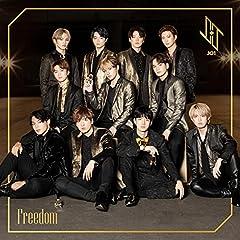 JO1「Freedom」のCDジャケット