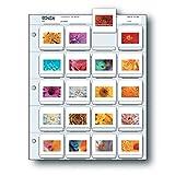 Printfile Top Load Holds 20 35mm Slides 100 Pack - Printfile 2X220B100...