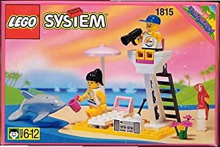 Lego Paradisa Lifeguard 1815