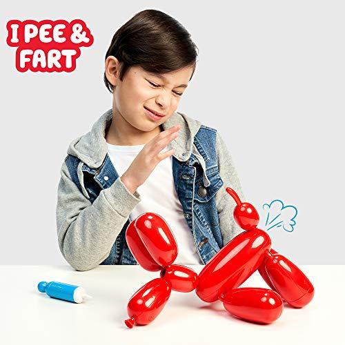 Squeakee 12300 Interactive Balloon Dog