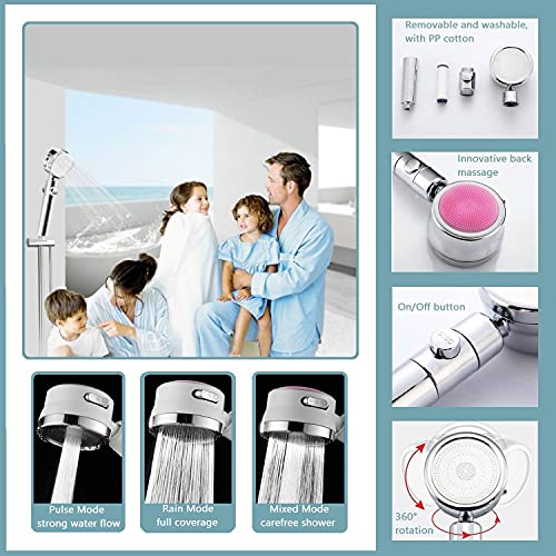 Faucet Sprayer Attachment,Sink Faucet Hose Shower Connects Faucets in Bathtub,Bathroom and Kitchen.Sink Shower with