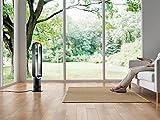 Dyson Cool AM07 Turmventilator (mit Air Multiplier Technologie inkl. Fernbedienung, Energieeffizienter Ventilator mit Sleep-Timer Funktion) - 56W