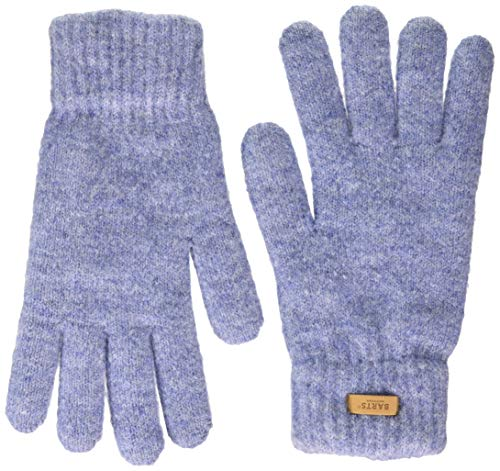 Barts Damen WITZIA Gloves Winter-Handschuhe, blau, Einheitsgröße