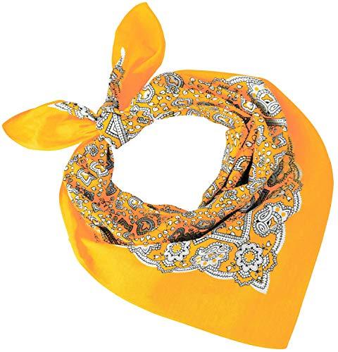 Tobeni 548 Bandana Head- Nicki-Cloth Pañuelos para el Cuello Unisex