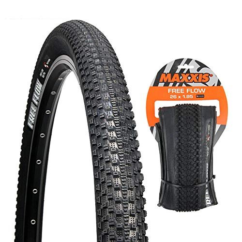 ?US Stock?MAXXIS M333 26/27.5/291.95/2.1 Fold/Unfold MTB Tires 60TPI Bicycle Wheel Clincher Tire, Non-Slip Anti-Puncture Resistant Flimsy Mountain Bike Wire Bead Tyre (262.1-Unfold-Flimsy)