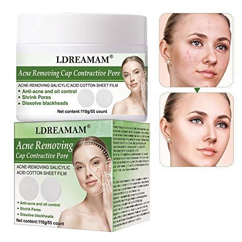 Acne treatment,Anti Acne,Trattamento per l acne,Acido salicilico aiuta a bilanciare l acqua e l olio del viso,rimuove la cutina del viso, dissolve in profondità il sebo nella pelle e sblocca i pori