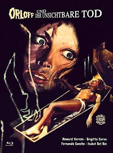 Orloff und der unsichtbare Tod - Mediabook - Cover C - Limited Edition  (+ Bonus-DVD)