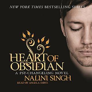 Heart of Obsidian cover art