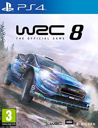 WRC8 - PlayStation 4