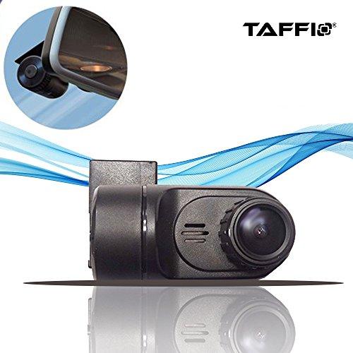 TAFFIO® HD Dashcam DVR Blackbox Video Auto USB Kamera - Kompatibel mit Android Navi & Multimedia
